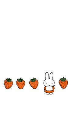 아이폰 귀여운 캐릭터 미피 배경화면_01 : 네이버 블로그 Kawaii Wallpaper, Wallpaper Iphone Cute, Wallpaper Backgrounds, Wallpaper Aesthetic, Iphone 3, Dibujos Cute, Miffy, Cute Cartoon Wallpapers, Cute Characters