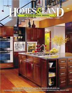Browse #homesforsale and connect with local #realestate in the latest digital issue of Homes & Land of North Central Arizona #homesandlandmagazine #arizona