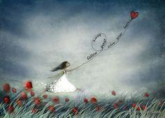Follow your heart by Amanda  Cass