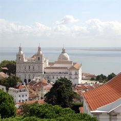 De mooiste terrassen van Lissabon