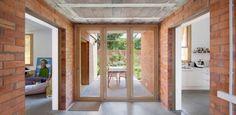 Image result for modern brick home