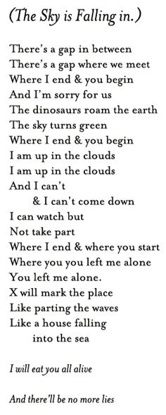 Where I End and You Begin by Radiohead
