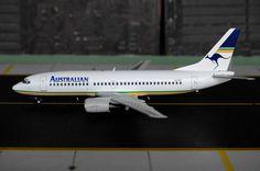 Australia B737-300 VH-TAF   JC Wings  1:200