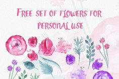 20 wonderful free watercolor clipart collections - Page 12 of 22 - Free Pretty…