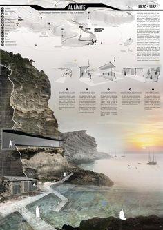 Al Límite || Concurso de Ideas Internacional Mediterranean Sea Club Ibiza: