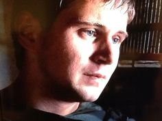 Allen Leech as Agrippa in HBO's Rome