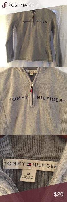 Vintage Tommy Hilfiger sweater Amazing old school style Tommy Hilfiger Sweaters Crew & Scoop Necks