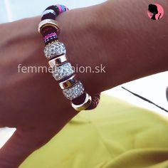 Náramok Ethno Black http://femmefashion.sk/naramky/2473-naramok-ethno-black.html