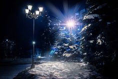 Night Kostroma