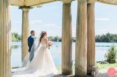 Stunning summer Chateau Le Jardin wedding in Vaughan. Wedding Photography Toronto, Toronto Wedding, Stunning Summer, Church Ceremony, Pink And Gold, Summer Wedding, Wedding Photos, Elegant, Wedding Dresses