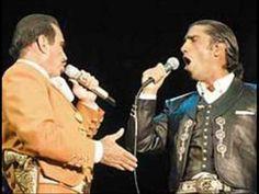 Amor de dos (dueto) Alejandro y Vicente Fernandez