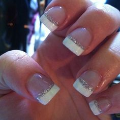 Spring dance nails. Im gonna be all alone but whateves might as well look sexy while i can..right?