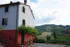 Tredozio, #Emilia-Romagna, #Italy (Torre Fantini Bed and Breakfast)