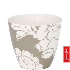 Greengate latte cup Ingrid beige