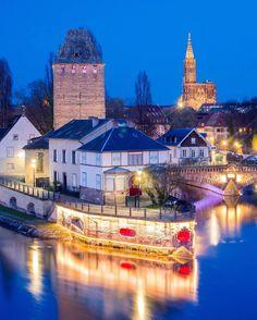 #Strasbourg magnifique... #Alsace #Cathédrale