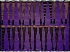 SrslySims' Sheer Leggings