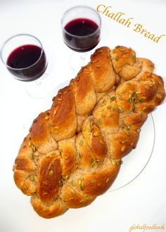 AWESOME Challah Bread