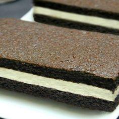 Prajitura Nero cu mousse de ciocolata si foi cu cacao - Adygio Kitchen Mousse, Deserts, Dessert Recipes, Candy, Chocolate, Food, Sweets, Milk, Essen