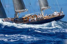 classic sailing yachts - Google Search
