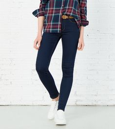 Jeans skinny (azul royal): SPRINGFIELD (22,99€) ✓