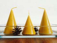 """Свечи """"Пирамидки"""" маленькая и побольше  https://instagram.com/p/BGJ06oLkwE2/"""