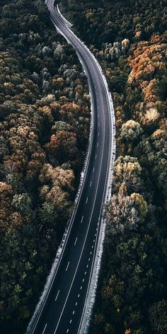 aerial photography of road between trees iPhone X Wallpapers Cityscape Photography, Aerial Photography, Landscape Photography, Photography Tips, Photography Pricing, Photography Lighting, Professional Photography, Digital Photography, Cool Landscapes