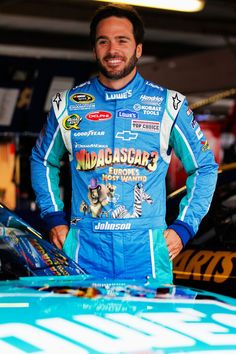 Jimmie Johnson - Dover International Speedway - Day 1