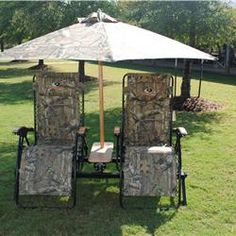 Mossy Oak - Lounge Crafter's Eagle's Nest Infinity perfect fpr me an him Country Life, Country Girls, Country Style, Country Living, Future House, My House, Outdoor Fun, Outdoor Decor, Outdoor Chairs