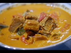 Sri Lankan Style Dried Fish Curry