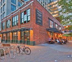 Amazons corporate campus, located in the historic Terry Avenue Building warehouse, won Historic Seattle's Best rehabilitation Award 2013