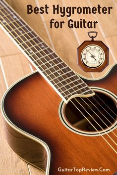 A guitar hygrometer makes both temperature and humidity monitoring hassle-free. So use a best one in your guitar case or in your guitar room. Guitar Books, Guitar Sheet Music, Guitar Case, Cool Guitar, Guitar Songs For Beginners, Cool Electric Guitars, Guitar Tutorial, Find Music, Guitar Accessories