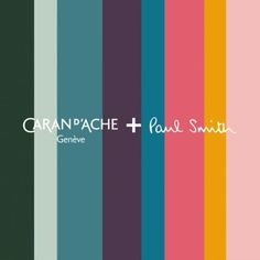 Discover the new limited edition of our iconic 849 pen by the world famous @paulsmithdesign! Peacock Blue, Coral Pink or even Pistachio Green, which colour will you get? Shop now online (link in bio), they won't last forever!  #CarandAche #CdAxPaulSmith #PaulSmith #CdA849