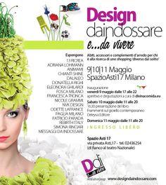 ModaeStyle: Allo Spazio Asti la terza edizione di Design da In...