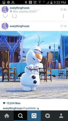 Olaf edition every thing olaf