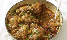 Mary's perfect...Chicken tagine