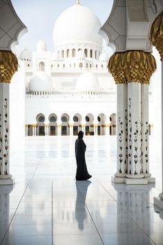 Abu Dhabi Grand Masjid