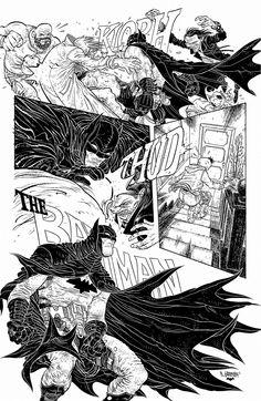 The Batman by Rafael Grampá