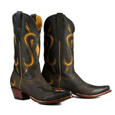 Brown Dirt Cowboy Boot
