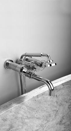 Home - Waterl'eau Bath Mixer, Grand Hotel, High Class, Modern Bathroom, Parisian, Wall Mount, Shower, Water, Rain Shower Heads