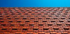Универсальный материал. Современные здания из кирпича  #wb365