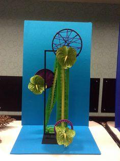 Penny Decker Course  III Abstract Creative Design Richmond, VA
