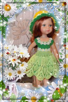 А у нас лето продолжается и снова летние наряды! / Одежда и обувь для кукол - своими руками и не только / Бэйбики. Куклы фото. Одежда для кукол