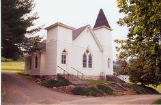 Sheffey Memorial UMC Staffordsville, VA