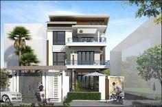 Công ty xây dựng Thanh Niên giới thiệu mẫuThiết kế xây biệt thự 3 tầng hiện đại 250m2 đây nà mẫu biệt thự 3 tầng đang được nhiều người lựa ...