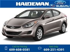 2013 Hyundai Elantra GLS 34k miles $12,393 34024 miles 609-608-0581 Transmission: Automatic  #Hyundai #Elantra #used #cars #HaldemanFord #HamiltonSquare #NJ #tapcars