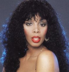 Donna Summer, singer-songwriter ☆