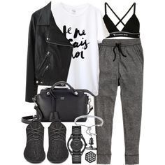 Untitled #19160 by florencia95 on Polyvore featuring polyvore, fashion, style, Acne Studios, H&M, T By Alexander Wang, Fendi, Marc by Marc Jacobs, Simply Vera and Monica Vinader