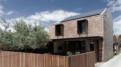 Contemporain Façade by Breathe Architecture
