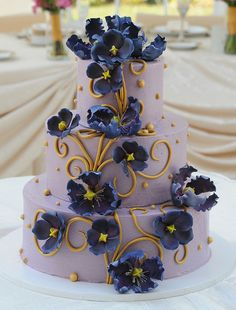 Antoinette by Creative Cakes - Tinley Park, via Flickr