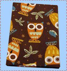 OMG! An Owl Notebook!